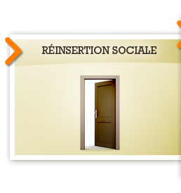Réinsertion sociale